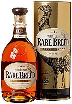 Rare breed Wild Turkey 70cl £42.86 @ Amazon