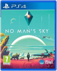 No Man's Sky, preowned at CEX - £12 instore / £14.50 Delivered (pre-owned)