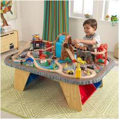 Waterfall Train set play table - £99.99 delivered at Costco (5% surcharge for non members)