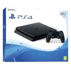 PS4 Slim warehouse deals from £167.42 used @ amazon