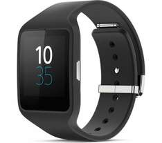 Sony Smartwatch 3- Black Tag Deal Curry's PC World - £69.99