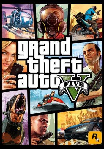 Grand Theft Auto V (PC) £19.99 @ Gamesplanet