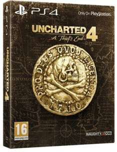 Uncharted 4: A Thief's End - Special Edition PS4 (Nordic) £26.95 @ Coolshop