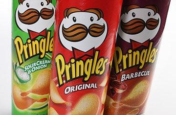 Pringles for £1 at Morrisons
