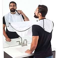 Beard Bib Hair Catcher £4.49 delivered Sold by JoyMax EU and Fulfilled by Amazon
