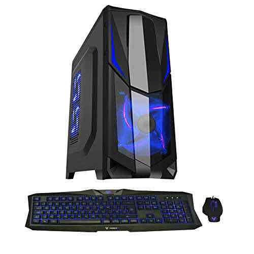 Fierce VULTURIS - 4.4GHz AMD 880K Quad Core Processor, NVIDIA GTX 750 Ti 2GB Graphics Card, 16GB RAM 1TB Hard Drive Fast Gaming PC Desktop Computer Bundle - HDMI/USB3 - 228663 - £455.95 @ Amazon / Sold by Fierce PC Ltd