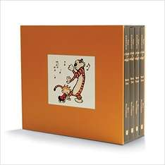 Complete Calvin and Hobbes - (paperback) - Amazon - £28.00
