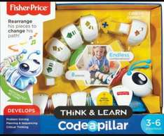 Fisher Price Code a Pillar £29.99 at Toy Town instore , Junction 32