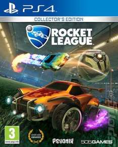 Rocket League: Collectors Edition Sony PS4 £11.91 (After Using Code BF20) Delivered Preowned @ Music Magpie