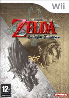 The Legend of Zelda: Twilight Princess (Wii) (Used) - £4.23 @ Music Magpie (Use code 'BF20')