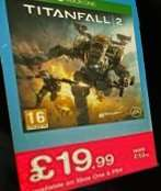 Titanfall 2 £19.99 on Black Friday for PS4 & Xbox One instore @ HMV