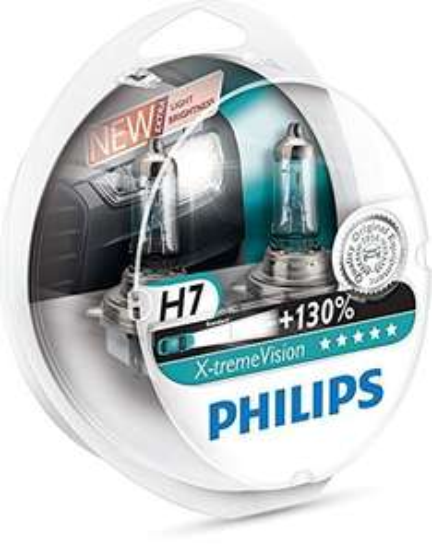 Philips X-tremeVision +130% H7 Car Headlight Bulb Amazon (Prime or add £3.99)