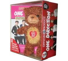 One Direction 2014 Book and Bear 9p @ Argos