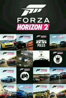 Forza Horizon 2 Complete Add-Ons Collection at MS Store for £29.40