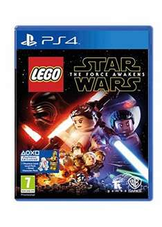 LEGO Star Wars: The Force Awakens (PS4) £17.99 Delivered @ Base (10% Quidco)