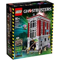 LEGO Ghostbusters 75827 Firehouse Headquarters £247.49 at John Lewis