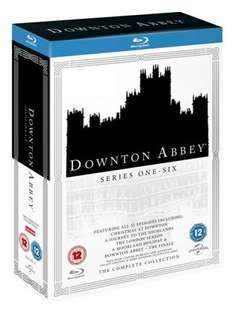 Downton Abbey: The Complete Collection Blu Ray £27 @Zoom