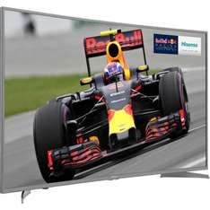 """Hisense H55M6600 55"""" Smart 4K Ultra HD with HDR Curved TV - £559.00 - AO.com"""