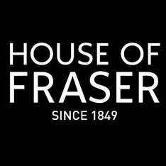 £10 bonus at House of Fraser, M&S, Very or Debenhams via Quidco for making a purchase of £50 or more by 23:59 on 22 November
