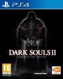 dark souls II scholars of the first sin £11.99 (ps4/xbox one) used @ grainger games