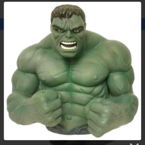Marvel - Hulk - Bust Money Bank - £3.90 (£7.40 Delivered) at Forbiddenplanet.co.uk