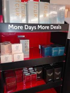 Perfumes & Aftershaves £10 at Morrisons instore