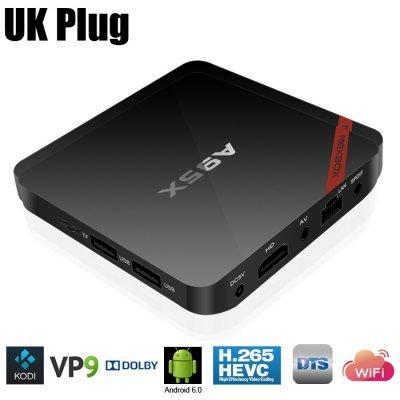 NEXBOX A95X TV Box Quad core Amlogic S905X - 2GB/16GB / 4K / Android £33.66 @ GearBest
