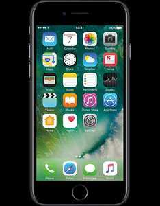 iphone 7 32gb save £125 with code, Network EE 5gb Data, Unlimited Texts Unlimited Mins