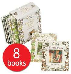 The Brambly Hedge Collection - 8 Books - £11.95 delivered, beautiful gift @ The Book People