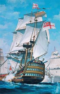 HMS Victory Airfix kit £14.95 delivered @ Jadlam Toys and Models