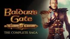 Baldur's Gate: The Complete Saga (Enhanced Editions) - £10.80 @ Bundle Stars