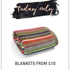 mamas and papas sale blankets £10
