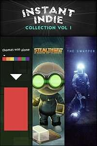 Instant Indie Collection: Vol. 1 £4.40 Vol. 2 £5.00 @ Xbox (With Gold)