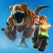 LEGO Jurassic World 50p @ Google Play Store