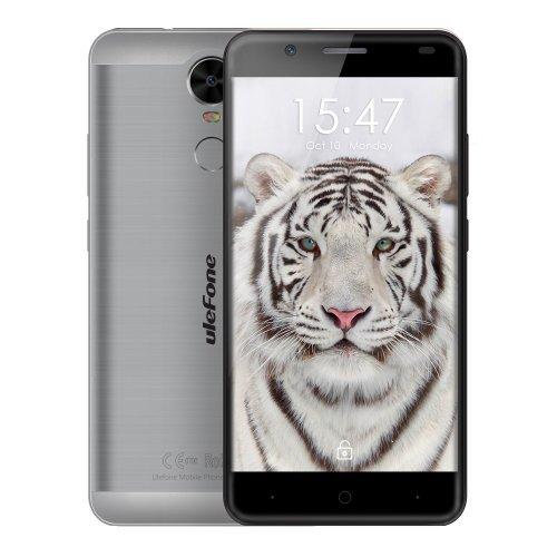 Ulefone Tiger 5.5 Inch Fingerprint 2GB RAM 16GB ROM MTK6737 Quad-core 4G Smartphone £78.05 banggood