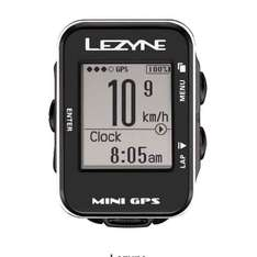 lezyne mini gps cycle computer Black Friday offer @ wiggle - £39.98 [next cheapest £71.99