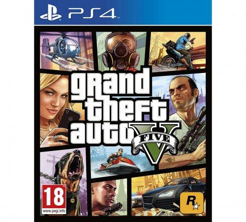 GTA V  PS4 £24.99 Argos