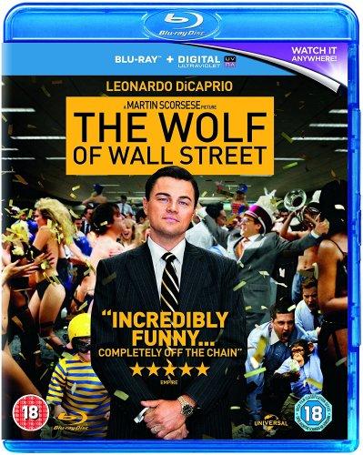 The Wolf of Wall Street [Blu-ray] [Region Free] £4 @ Amazon