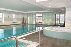 4* Spa Day & Refreshments for 2 people @ Qhotels for £14 (£7pp) @ Wowcher