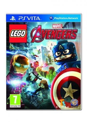 Lego Marvel Avengers (Vita) - £12.99 @ BASE