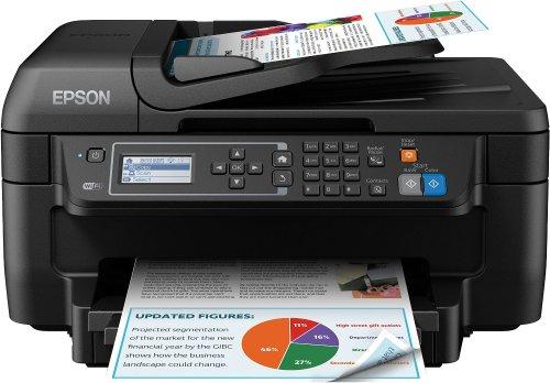 Epson WorkForce WF-2750DWF PrecisionCore Colour All-in-One Printer now £48.99 @ Amazon