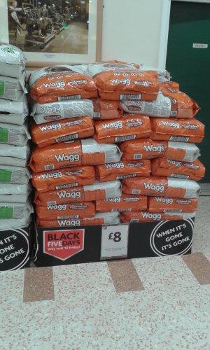 Wagg 17kg Dog Food £8 Morrisons instore / online