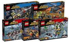 Free LEGO Set From Zavvi Worth £15 when you spend up to £15 with Quidco. (Black Friday Offer)