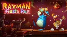Rayman Fiesta Run 50p @ Google Play