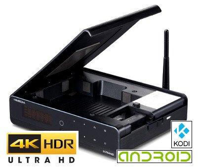 HiMedia Q10 Pro Ultra-HD 4K60 HDR Android Media Box £159.99 @ Futeko