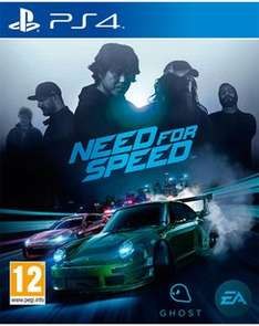Need for speed preowned only £12.99 @game with free delivery