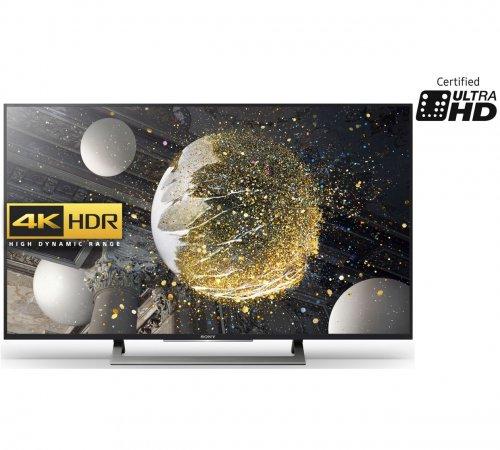 Sony KD43XD8088BU 43 Inch 4K HDR Ultra HD Smart TV – Black £530.10 using code TVS10 @ Argos
