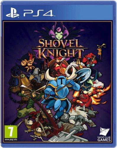 [PS4] Shovel Knight + Soundtrack - £10 Instore @ Asda