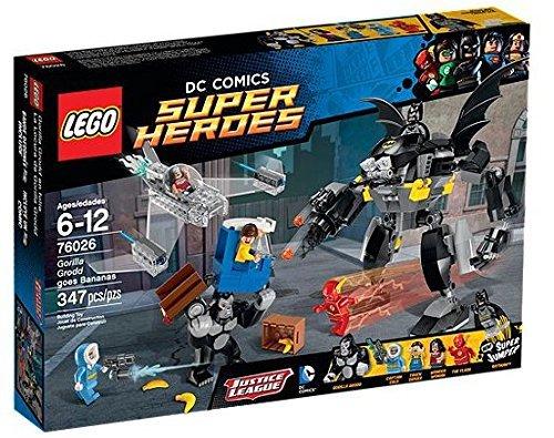 LEGO Superheroes 76026: Gorilla Grodd goes Bananas £25 (Prime Exclusive) @ Amazon
