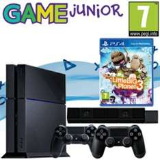 ps4 lbp3 camera and 2x ds4s for £200 @ Game